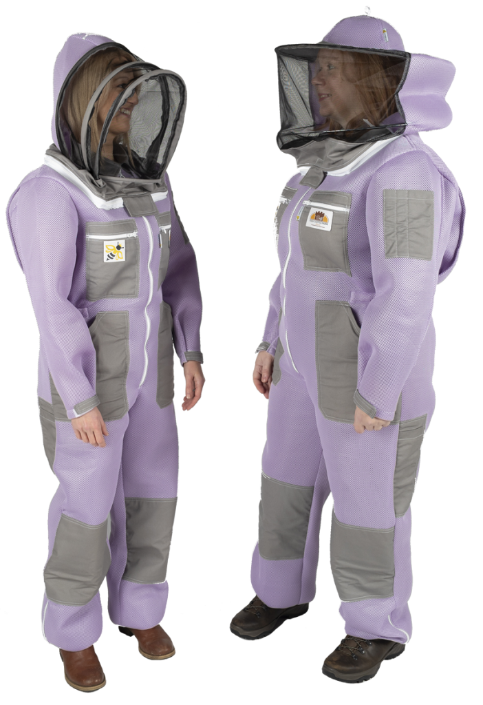 Sentinel Queen Bee beekeeping suit for women