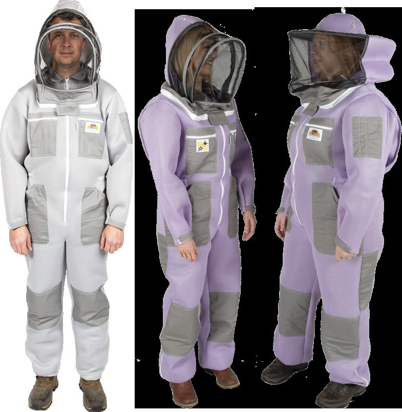 Sentinel Beekeeping suits